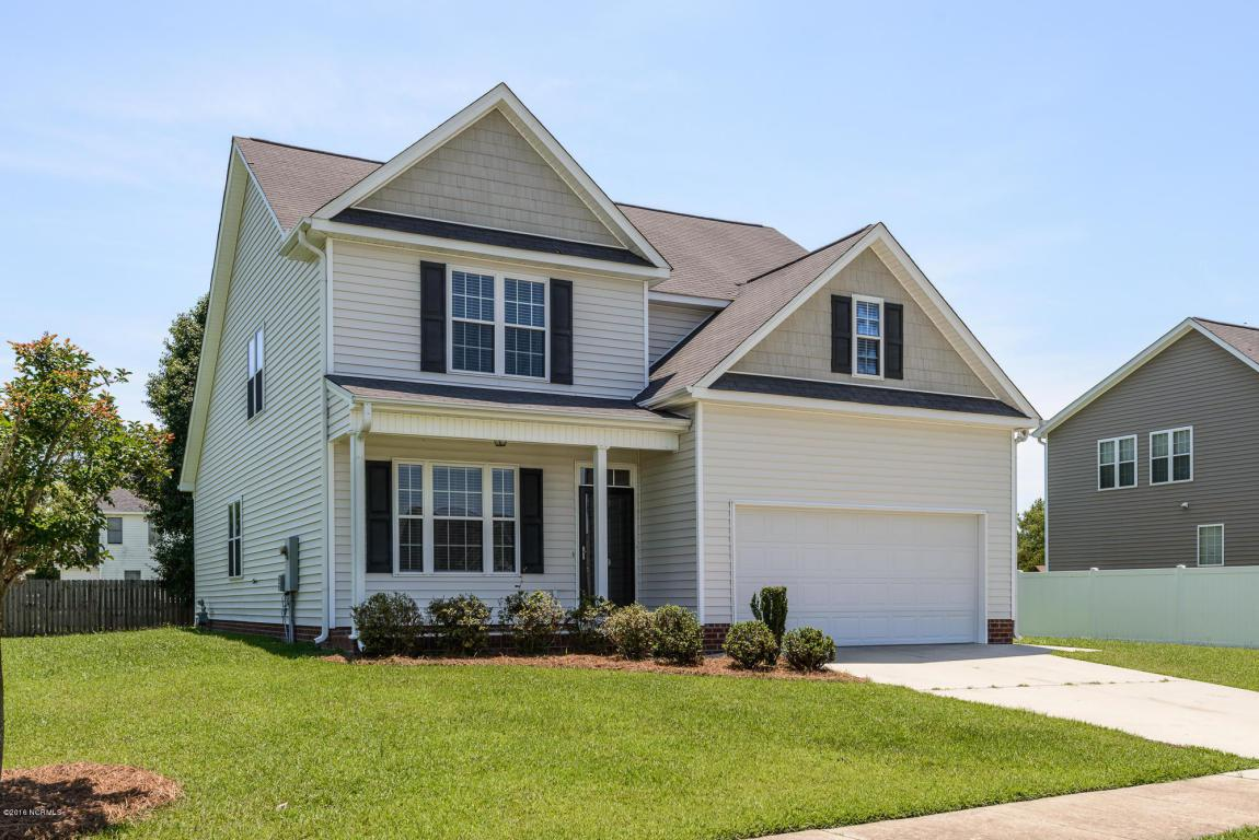 929 Ellery Drive, Greenville, NC 27834 (MLS #100018556) :: Century 21 Sweyer & Associates