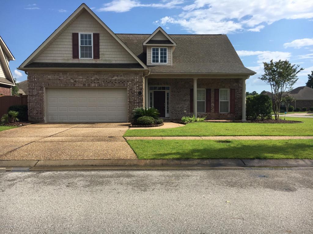 825 Merestone Drive, Winnabow, NC 28479 (MLS #100018558) :: Century 21 Sweyer & Associates