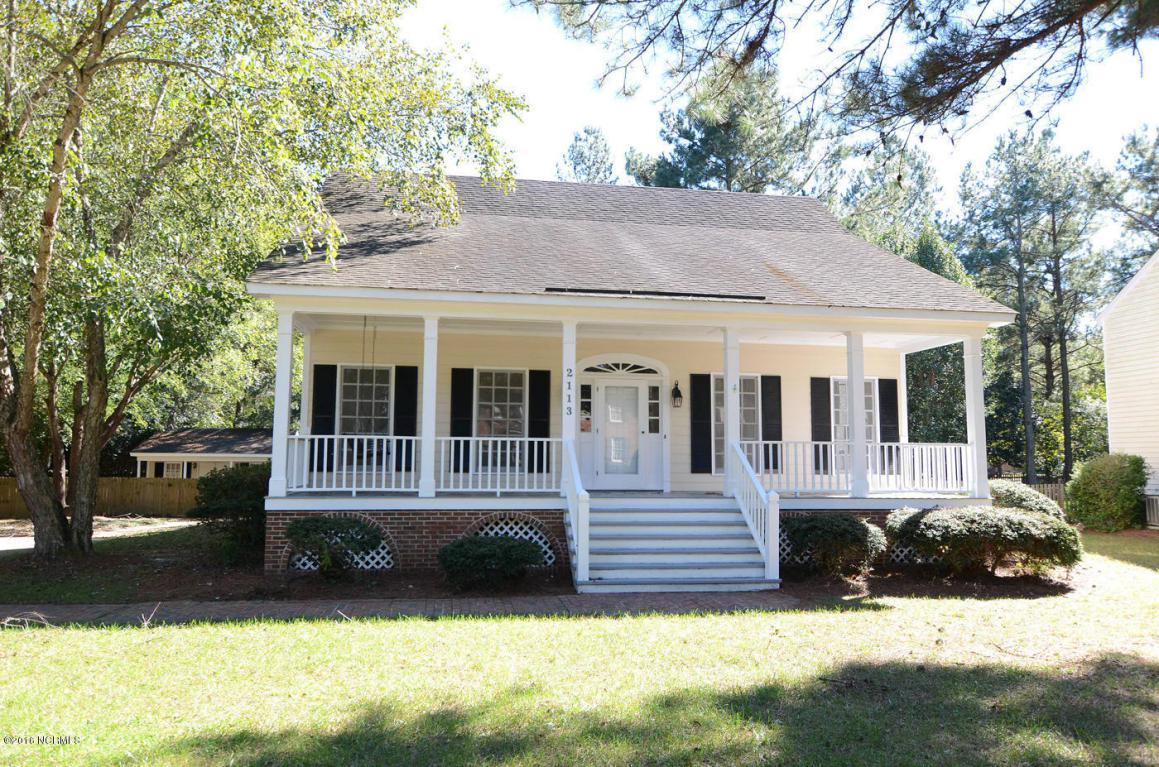 2113 Hermitage Road NW, Wilson, NC 27896 (MLS #100018606) :: Century 21 Sweyer & Associates