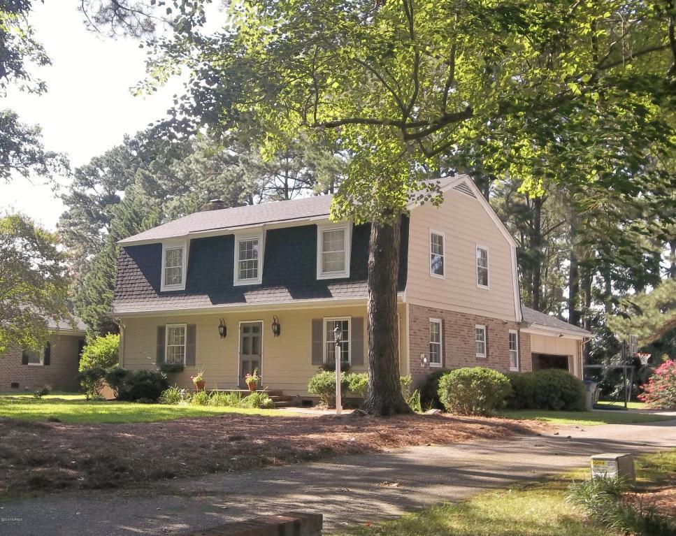 112 Shannon Court, Rocky Mount, NC 27804 (MLS #100018647) :: Century 21 Sweyer & Associates