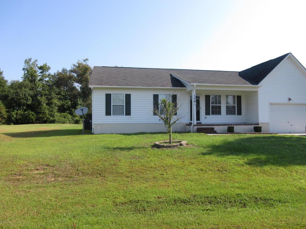 124 Constitution Avenue, Jacksonville, NC 28540 (MLS #100018939) :: Century 21 Sweyer & Associates