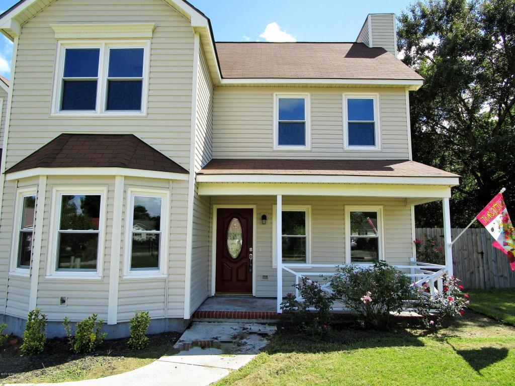 118 E Ivybridge Drive, Hubert, NC 28539 (MLS #100018981) :: Century 21 Sweyer & Associates