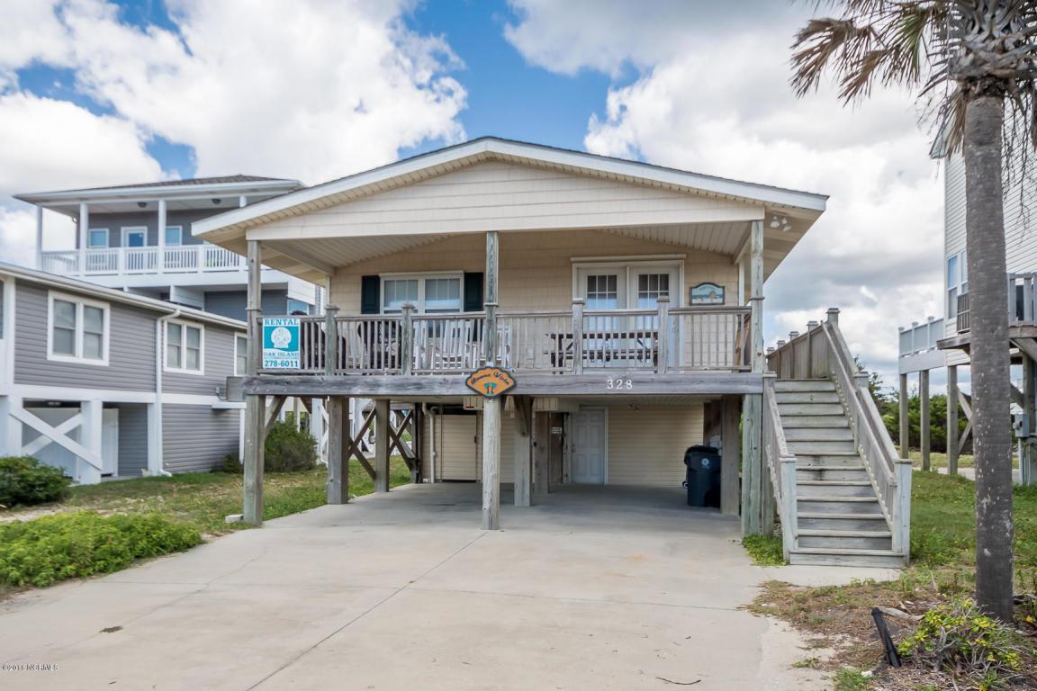 328 E Beach Drive, Oak Island, NC 28465 (MLS #100018982) :: Century 21 Sweyer & Associates
