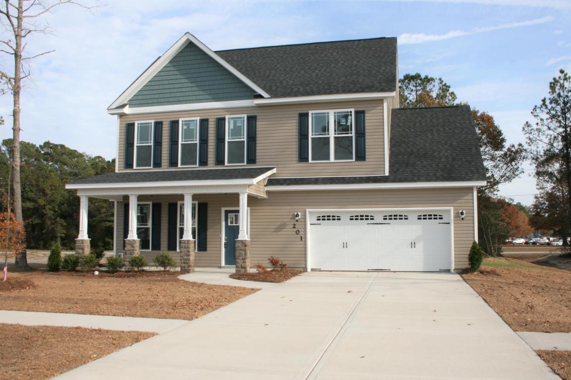 201 Dairyfarm Road, Jacksonville, NC 28546 (MLS #100018989) :: Century 21 Sweyer & Associates