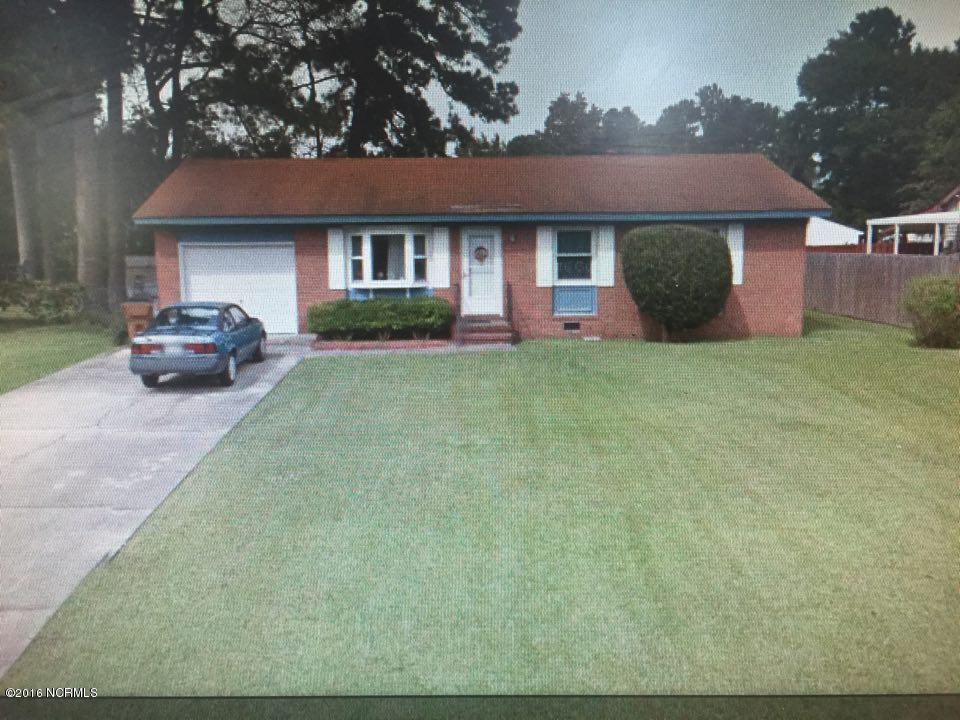 204 Shamrock Drive, Jacksonville, NC 28540 (MLS #100019079) :: Century 21 Sweyer & Associates