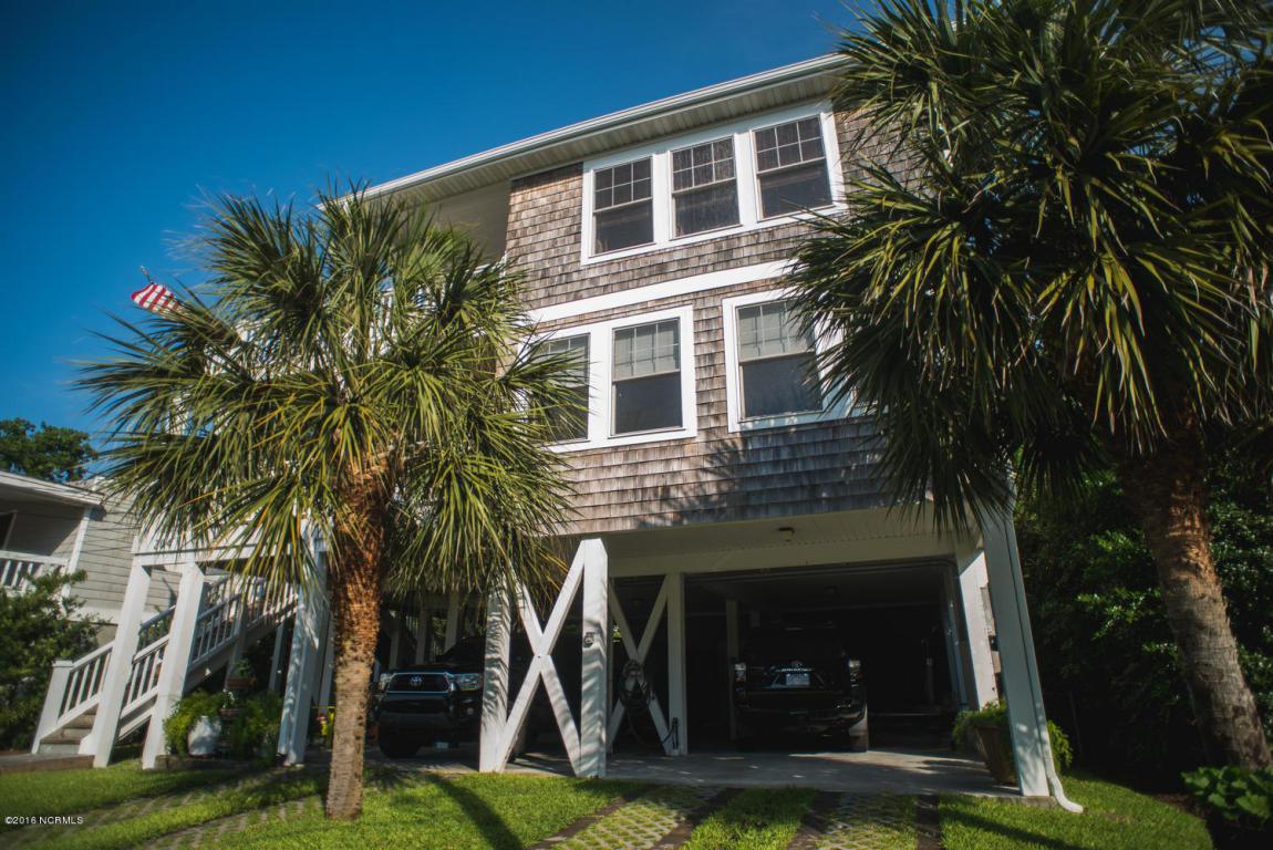 204 Cypress Avenue, Wrightsville Beach, NC 28480 (MLS #100019133) :: Century 21 Sweyer & Associates