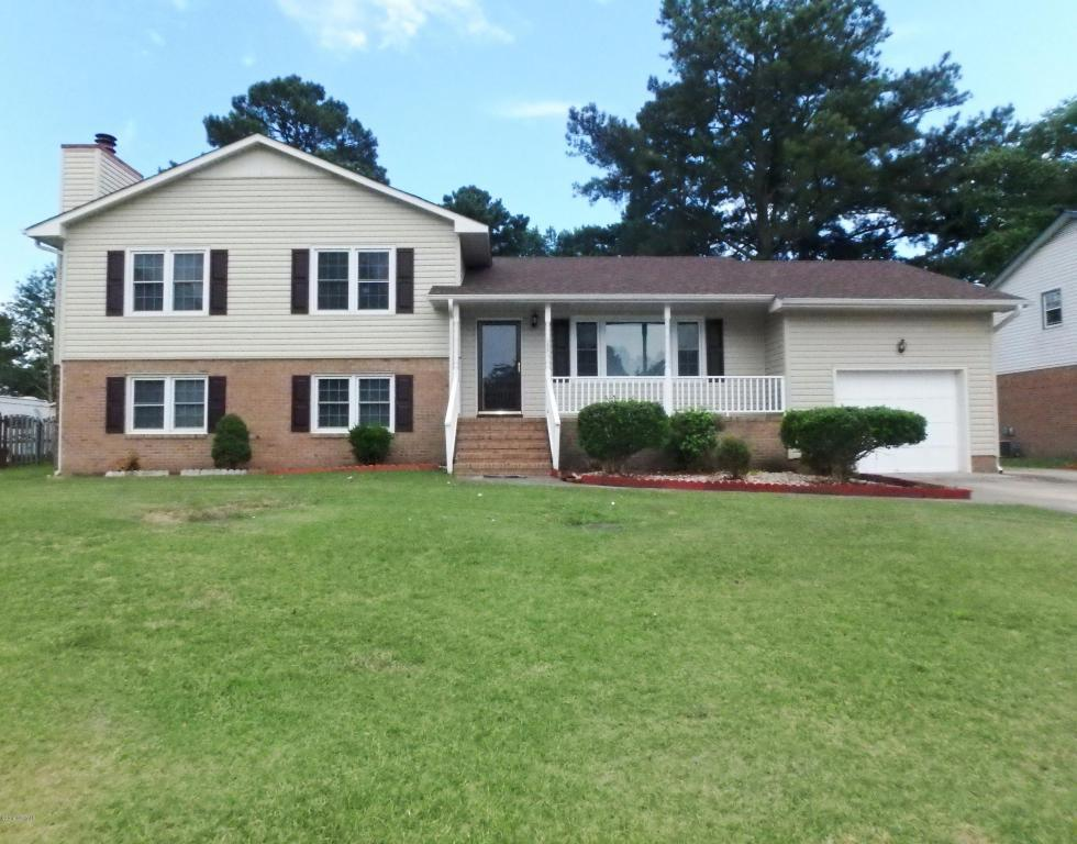 2501 Northwoods Drive, Jacksonville, NC 28540 (MLS #100019170) :: Century 21 Sweyer & Associates