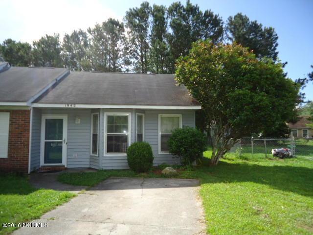 1942 Heather Loop, Midway Park, NC 28544 (MLS #100019312) :: Century 21 Sweyer & Associates