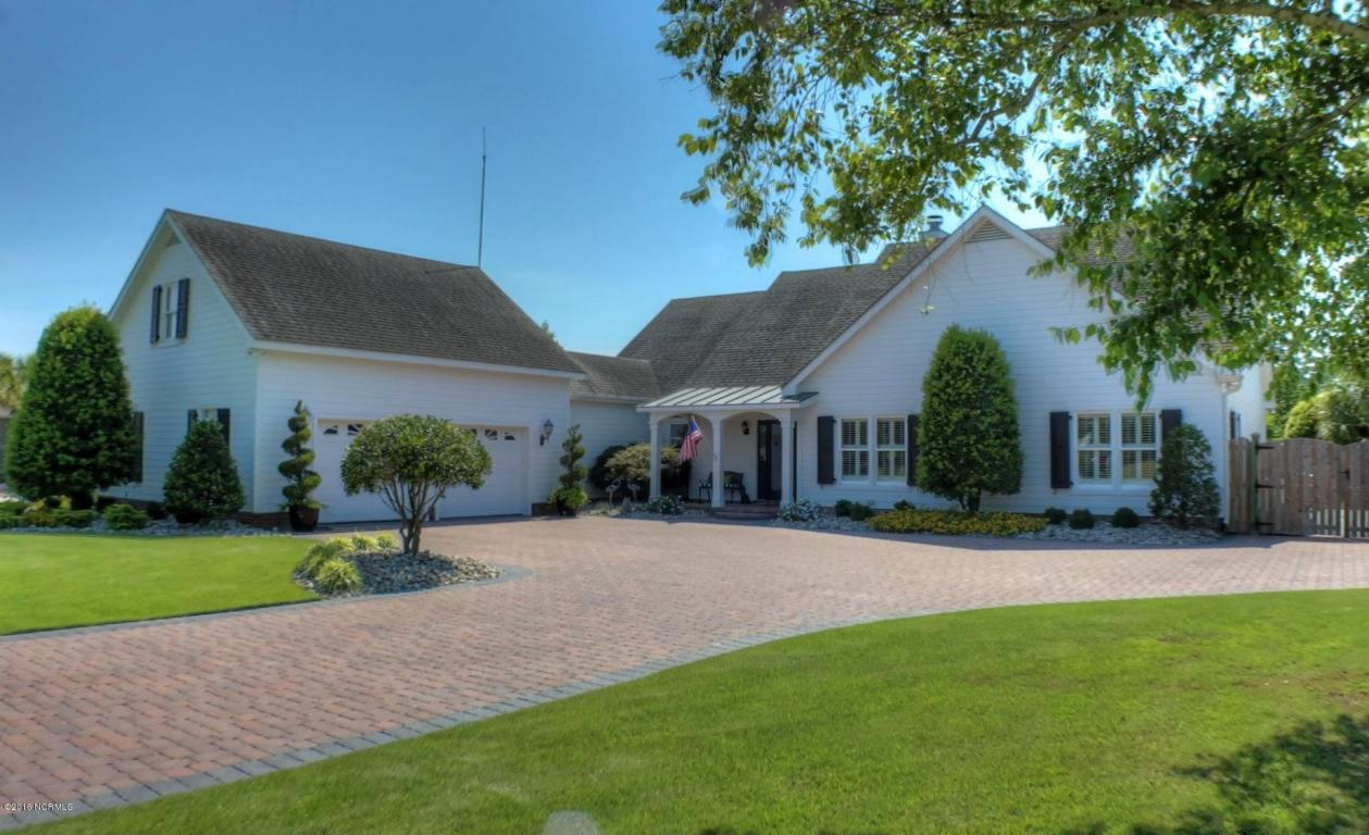 104 Edwards Drive, Morehead City, NC 28557 (MLS #100019435) :: Century 21 Sweyer & Associates