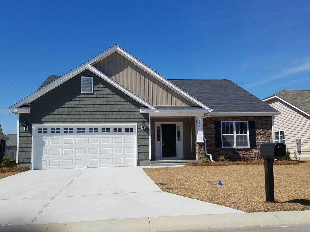 508 Arbor Drive, Greenville, NC 27858 (MLS #100019479) :: Century 21 Sweyer & Associates