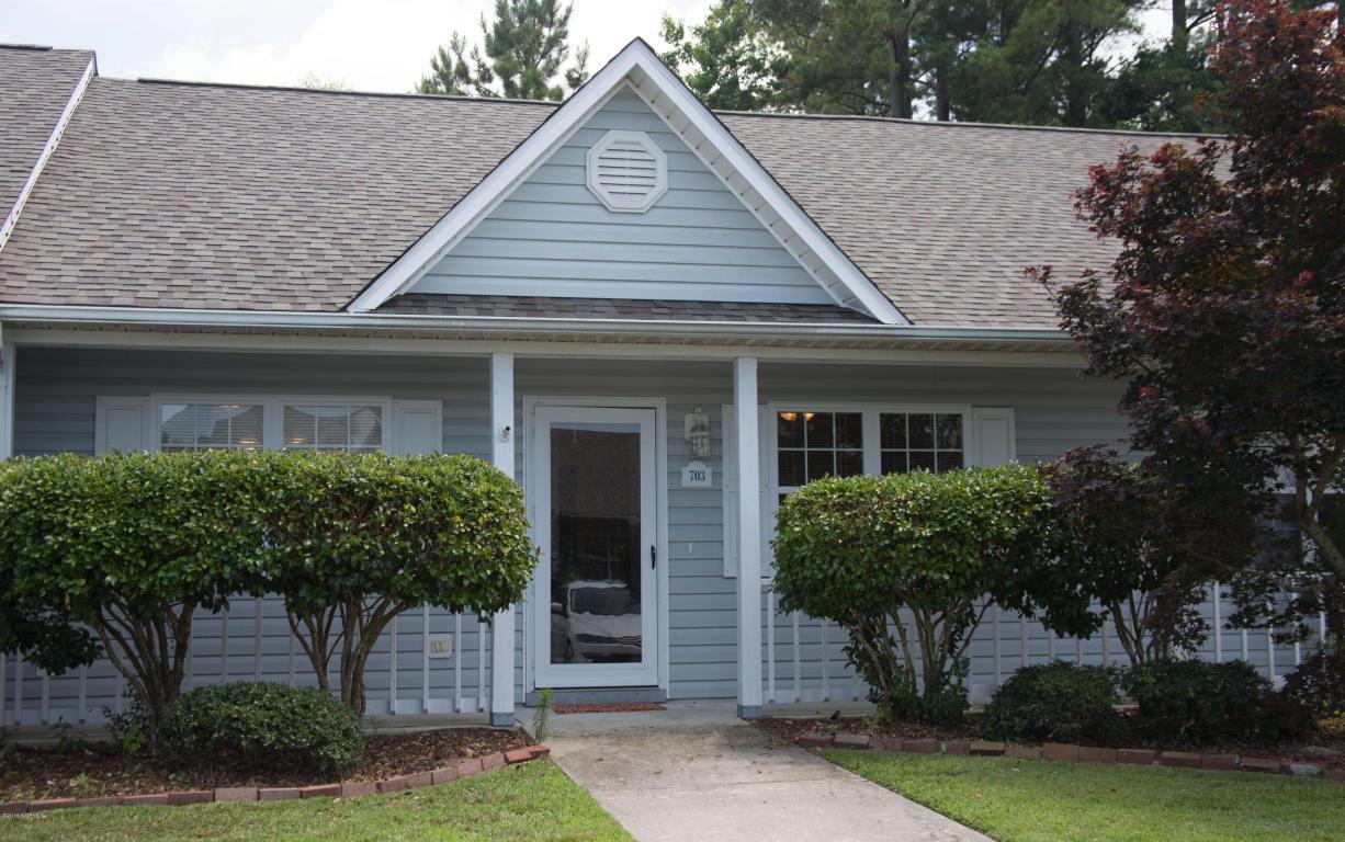 703 Courtyard W, Newport, NC 28570 (MLS #100019539) :: Century 21 Sweyer & Associates