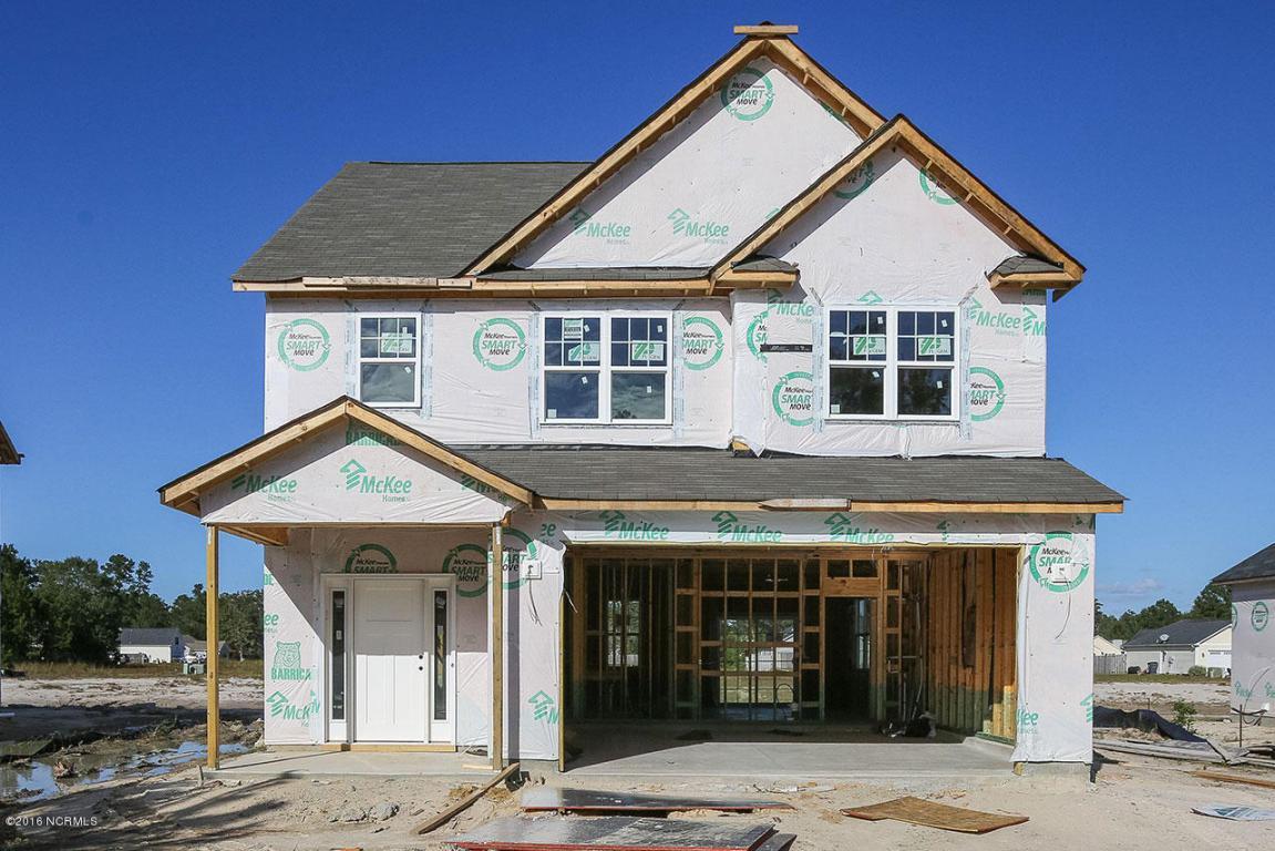 899 Heart Wood Loop Road SE, Leland, NC 28451 (MLS #100019606) :: Century 21 Sweyer & Associates