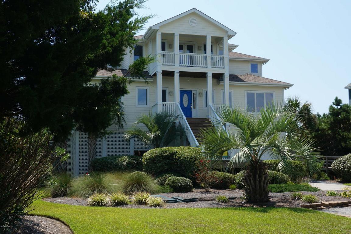 5203 Ocean Drive, Emerald Isle, NC 28594 (MLS #100019634) :: Century 21 Sweyer & Associates