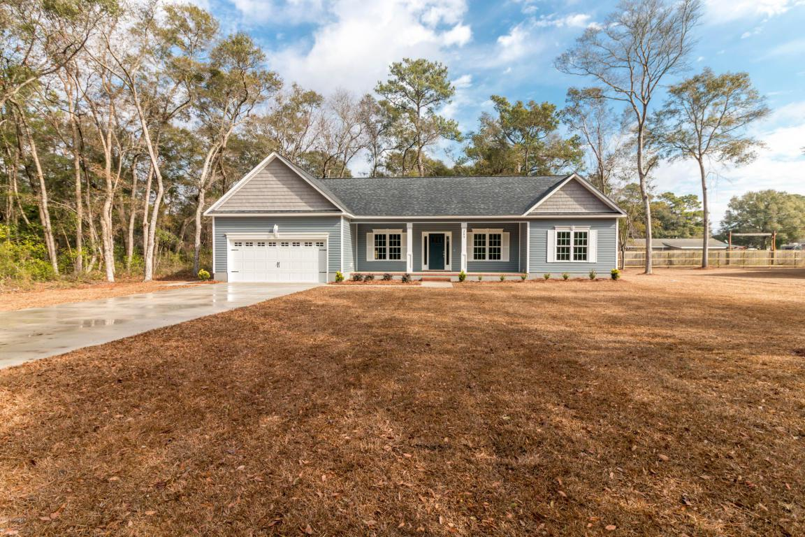 209 Bonita Street, Cape Carteret, NC 28584 (MLS #100019895) :: Century 21 Sweyer & Associates