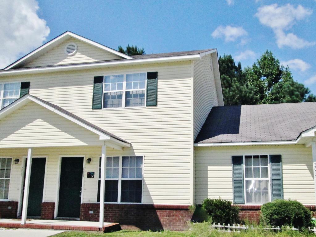 2033 Brandymill Lane, Jacksonville, NC 28546 (MLS #100019987) :: Century 21 Sweyer & Associates