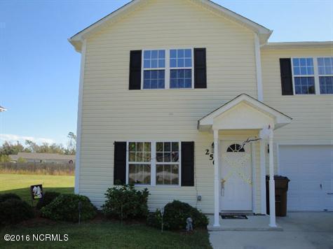 250 Smallwood Road, Hubert, NC 28539 (MLS #100020092) :: Century 21 Sweyer & Associates