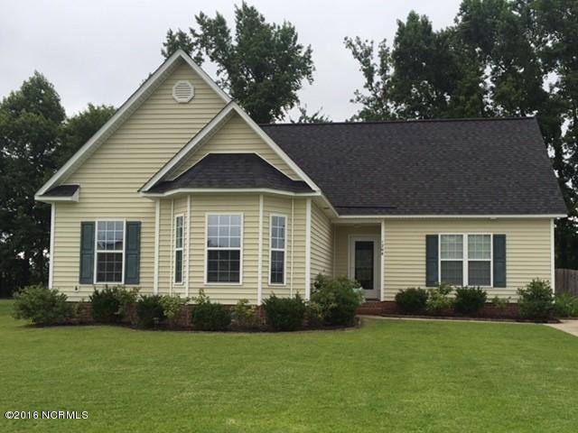 1208 Bristolmoor Drive, Winterville, NC 28590 (MLS #100020208) :: Century 21 Sweyer & Associates