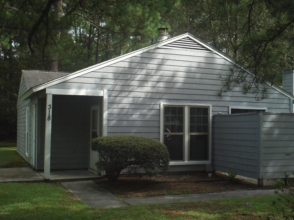318 Pine Valley Road, Jacksonville, NC 28546 (MLS #100020843) :: Century 21 Sweyer & Associates