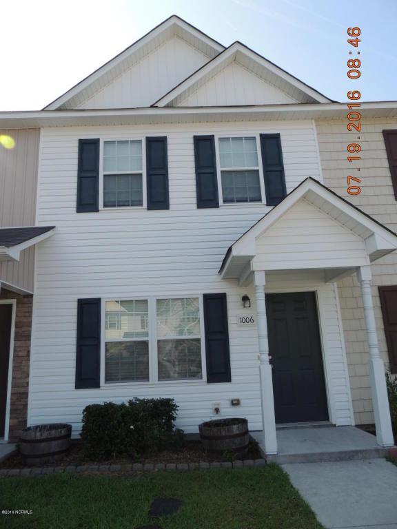 1006 Ornate Drive, Jacksonville, NC 28546 (MLS #100020851) :: Century 21 Sweyer & Associates