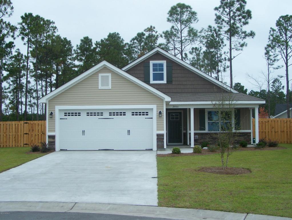 2066 Willow Stone Court, Leland, NC 28451 (MLS #100020899) :: Century 21 Sweyer & Associates