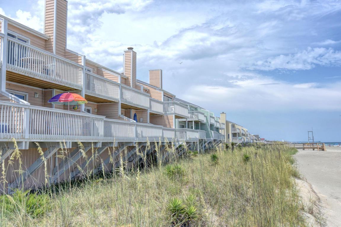 1100 S Fort Fisher Boulevard #804, Kure Beach, NC 28449 (MLS #100021006) :: Century 21 Sweyer & Associates
