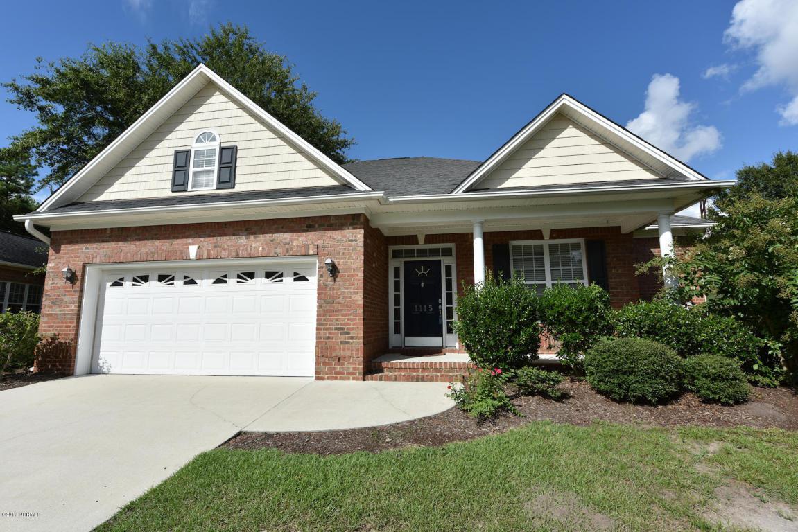 1115 Grandiflora Drive, Leland, NC 28451 (MLS #100021017) :: Century 21 Sweyer & Associates