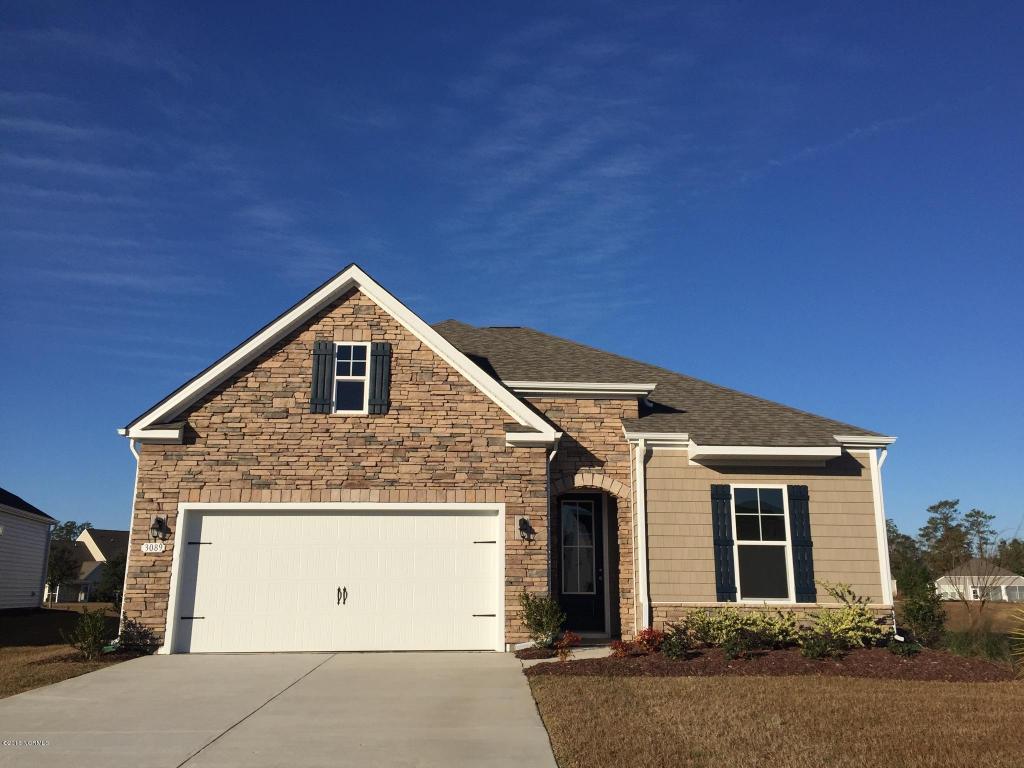 3089 Cedar Creek Lane Lot 314, Carolina Shores, NC 28467 (MLS #100021279) :: Century 21 Sweyer & Associates