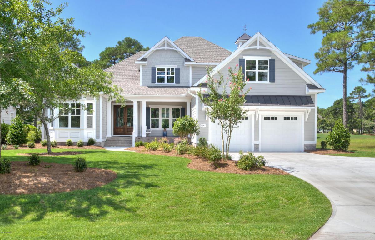 2507 St James Drive SE, Southport, NC 28461 (MLS #100021301) :: Century 21 Sweyer & Associates
