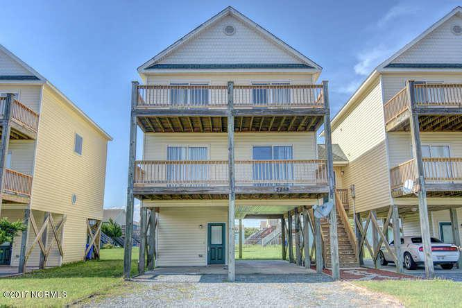 2259 New River Inlet Road, North Topsail Beach, NC 28460 (MLS #100021309) :: Century 21 Sweyer & Associates