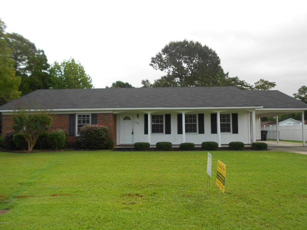 508 Pine Valley Road, Jacksonville, NC 28546 (MLS #100021395) :: Century 21 Sweyer & Associates