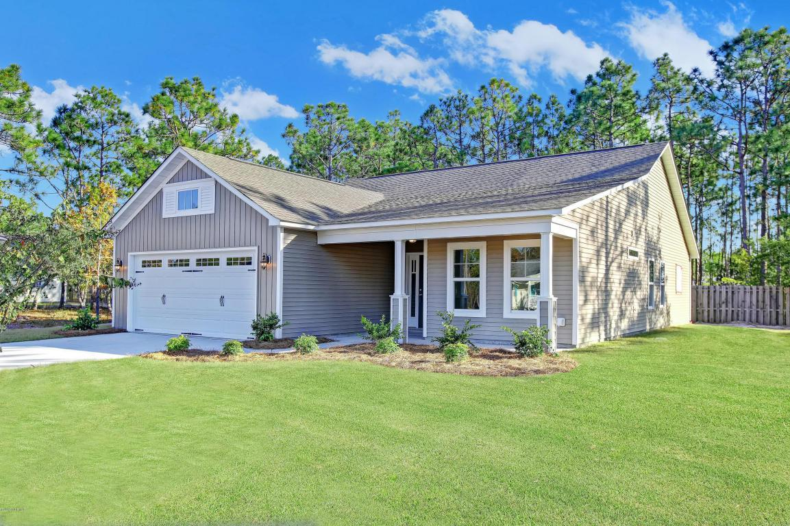 4521 Pinewood Village Drive SE, Southport, NC 28461 (MLS #100021414) :: Century 21 Sweyer & Associates