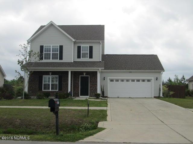 160 Moonstone Court, Jacksonville, NC 28546 (MLS #100021542) :: Century 21 Sweyer & Associates