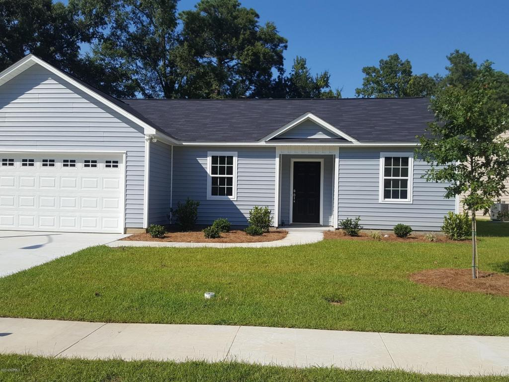3411 Richard Court, New Bern, NC 28560 (MLS #100021689) :: Century 21 Sweyer & Associates