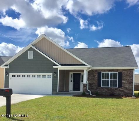 504 Arbor Drive, Greenville, NC 27858 (MLS #100021702) :: Century 21 Sweyer & Associates