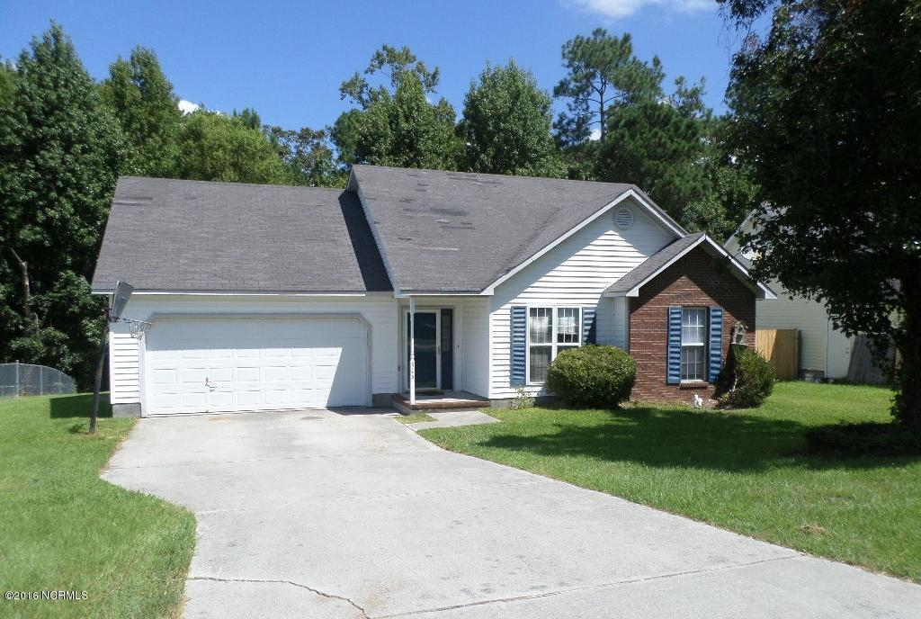 306 Firethorn Lane, Jacksonville, NC 28546 (MLS #100021764) :: Century 21 Sweyer & Associates