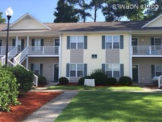 4619 Mcclelland Drive I-204, Wilmington, NC 28405 (MLS #100021887) :: Century 21 Sweyer & Associates