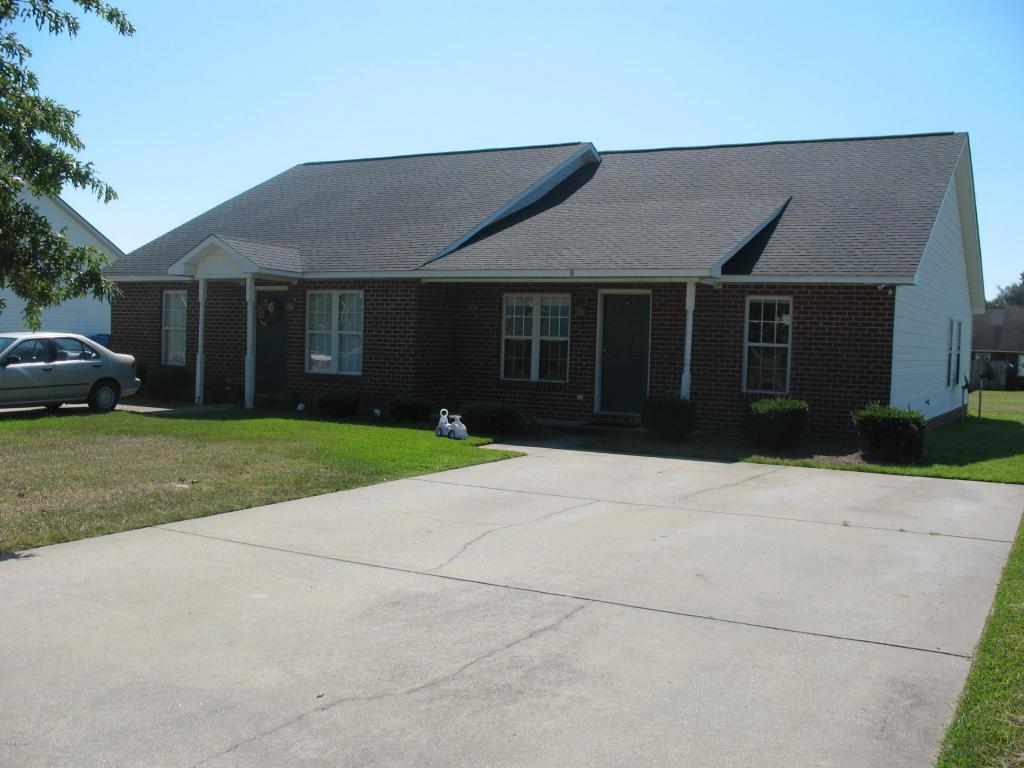 4210 Thistle Drive NW, Wilson, NC 27896 (MLS #100021913) :: Century 21 Sweyer & Associates