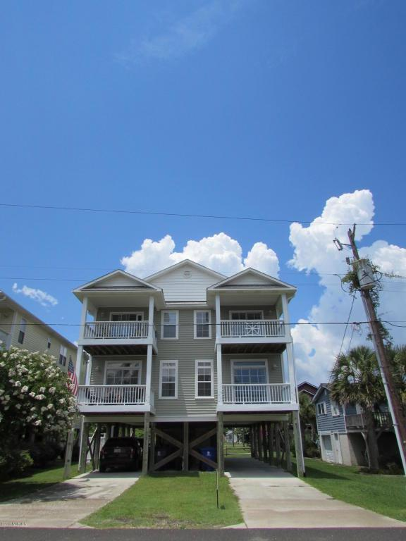 1316 Snapper Lane #1, Carolina Beach, NC 28428 (MLS #100021967) :: Century 21 Sweyer & Associates