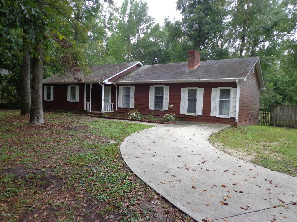 1239 Titus Lane, Jacksonville, NC 28540 (MLS #100022052) :: Century 21 Sweyer & Associates
