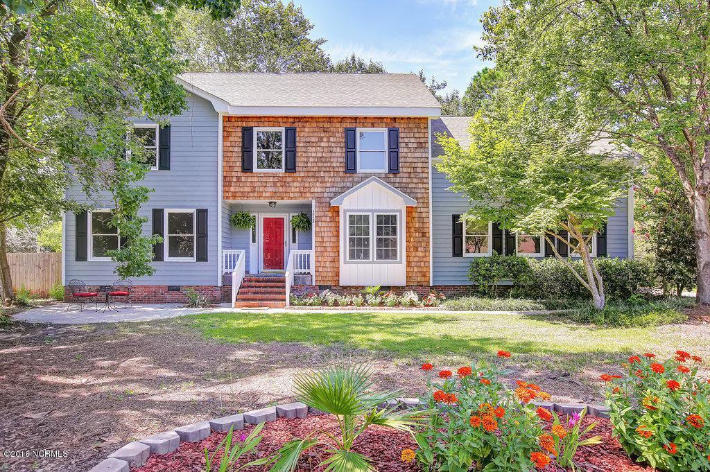 3228 Red Berry Drive, Wilmington, NC 28409 (MLS #100022414) :: Century 21 Sweyer & Associates