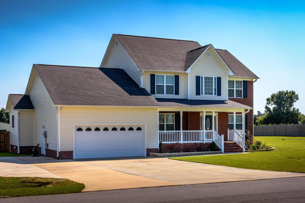 120 Farmington Drive, Richlands, NC 28574 (MLS #100022445) :: Century 21 Sweyer & Associates