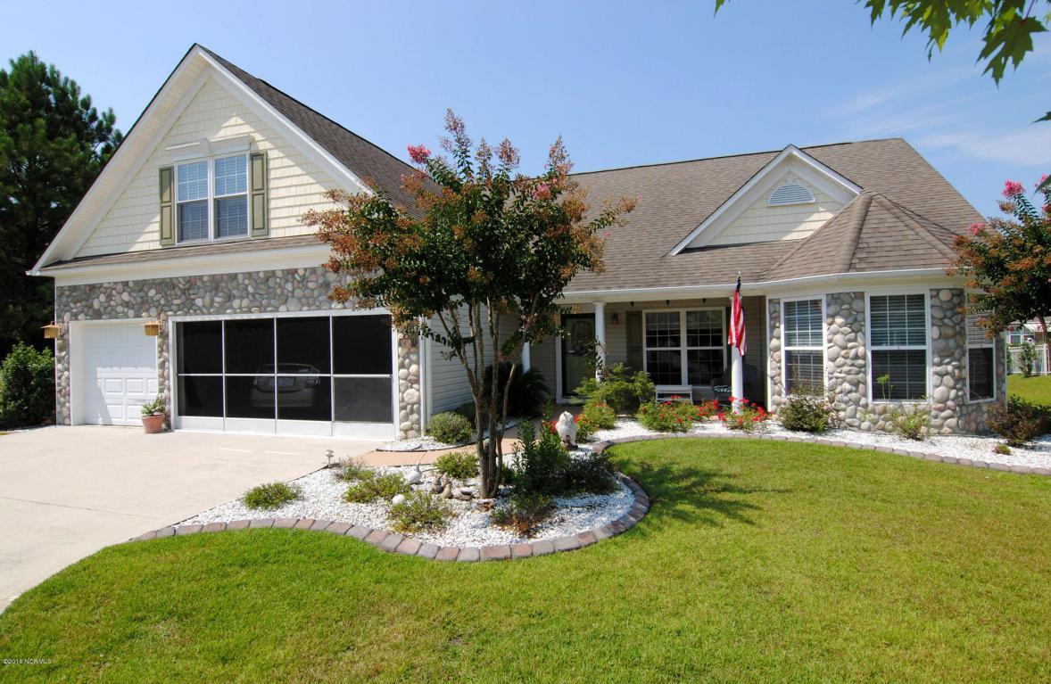 218 Heartwood Drive, Hampstead, NC 28443 (MLS #100022573) :: Century 21 Sweyer & Associates