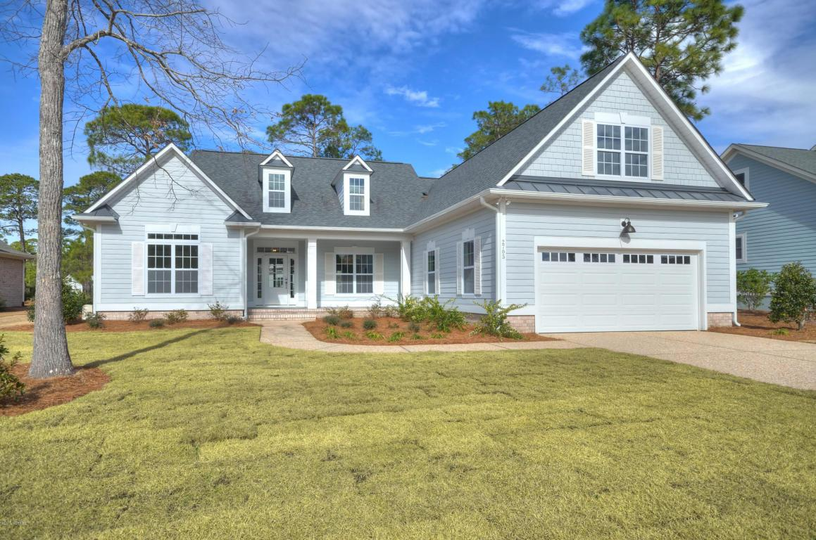 2705 Harbormaster Drive SE, Southport, NC 28461 (MLS #100022617) :: Century 21 Sweyer & Associates