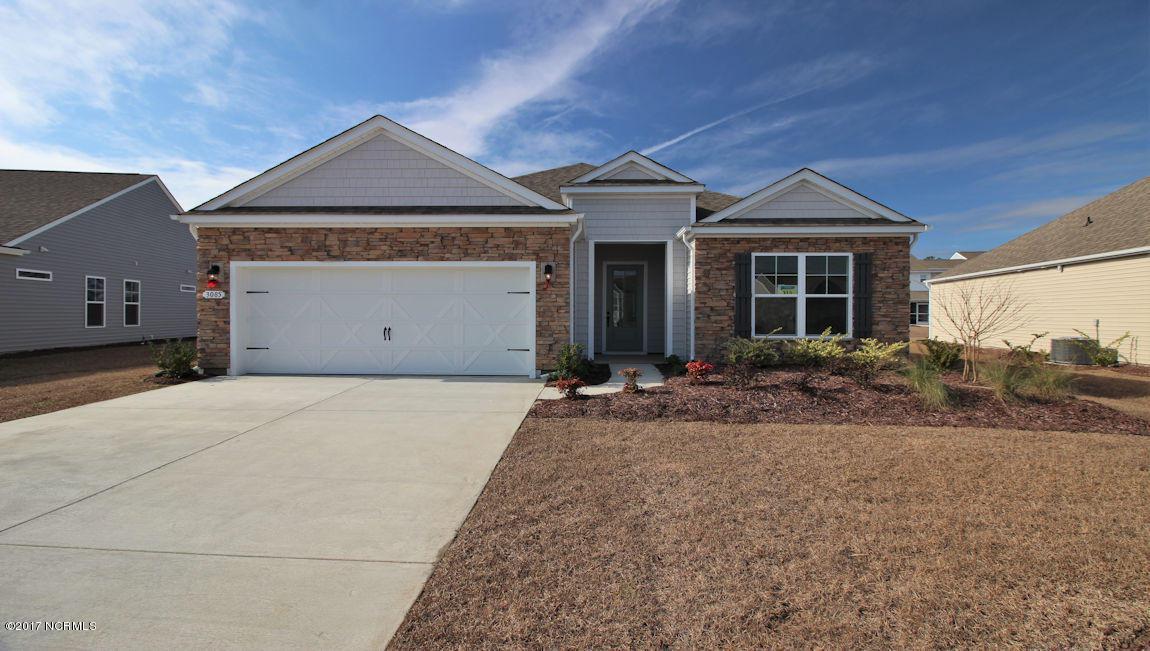3085 Cedar Creek Lane #315, Carolina Shores, NC 28467 (MLS #100022620) :: Century 21 Sweyer & Associates