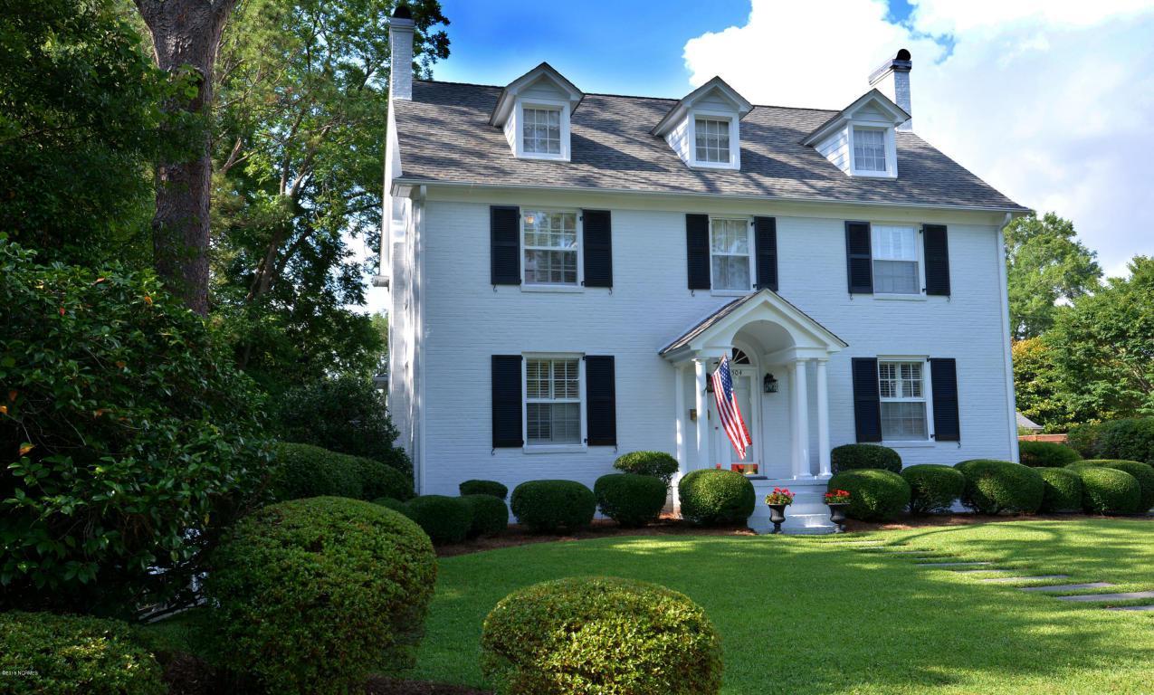 1504 Tryon Road, New Bern, NC 28560 (MLS #100022671) :: Century 21 Sweyer & Associates