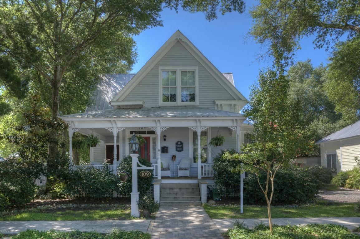 109 W Nash Street, Southport, NC 28461 (MLS #100022786) :: Century 21 Sweyer & Associates