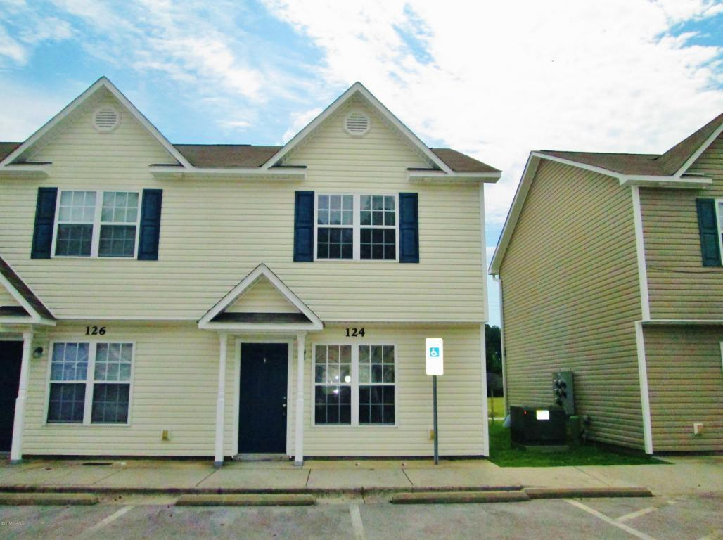 124 Cornerstone Place, Jacksonville, NC 28546 (MLS #100022944) :: Century 21 Sweyer & Associates