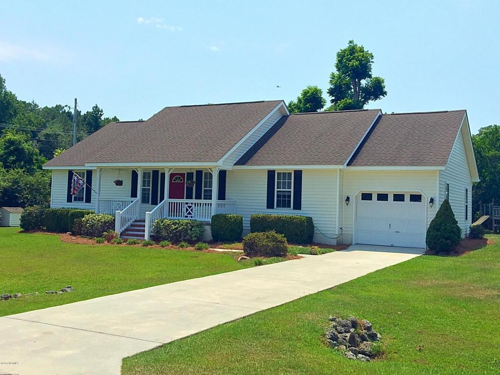 101 Bur Oaks Boulevard, Newport, NC 28570 (MLS #100023002) :: Century 21 Sweyer & Associates