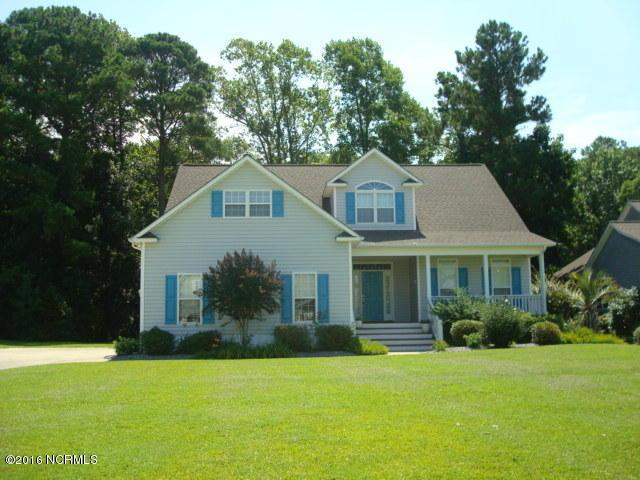 111 White Heron, Cape Carteret, NC 28584 (MLS #100023125) :: Century 21 Sweyer & Associates