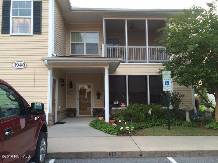 1940 Tara Court #102, Greenville, NC 27858 (MLS #100023217) :: Century 21 Sweyer & Associates